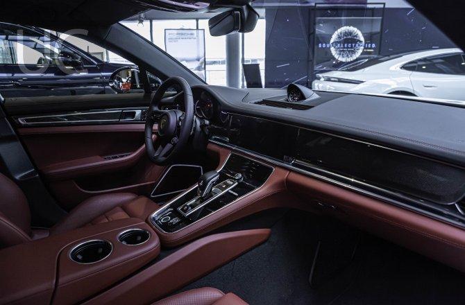 фотографии Porsche Panamera