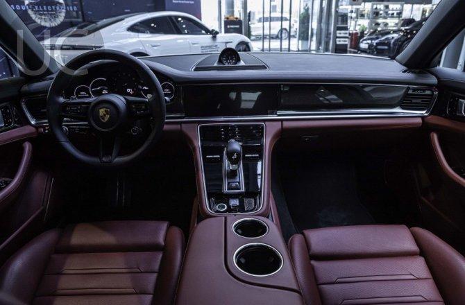 купить Porsche Panamera с пробегом, 2020 года