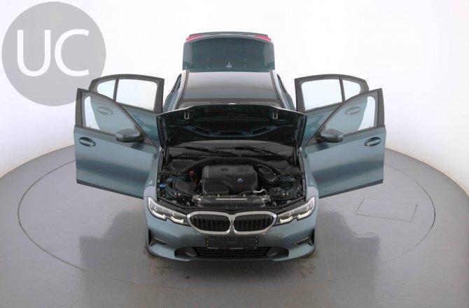купить б/у автомобиль BMW 3 series 2019 года