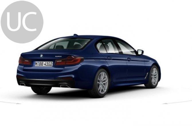 фотографии BMW 5 series