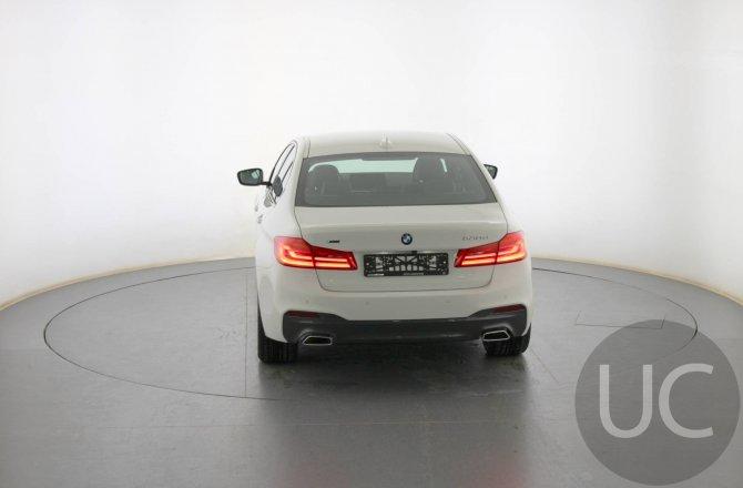 объявление о продаже BMW 5 series 2019 года