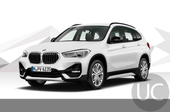 подержанный авто BMW X1 2020 года