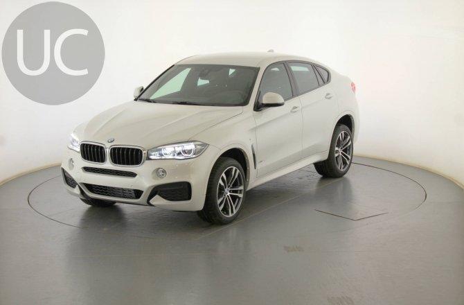 подержанный авто BMW X6 2019 года