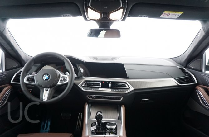 BMW X6 2019 года за 7 063 200 рублей