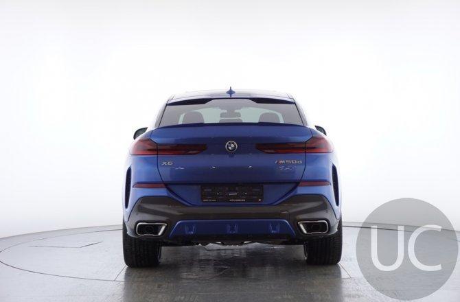 объявление о продаже BMW X6 2019 года