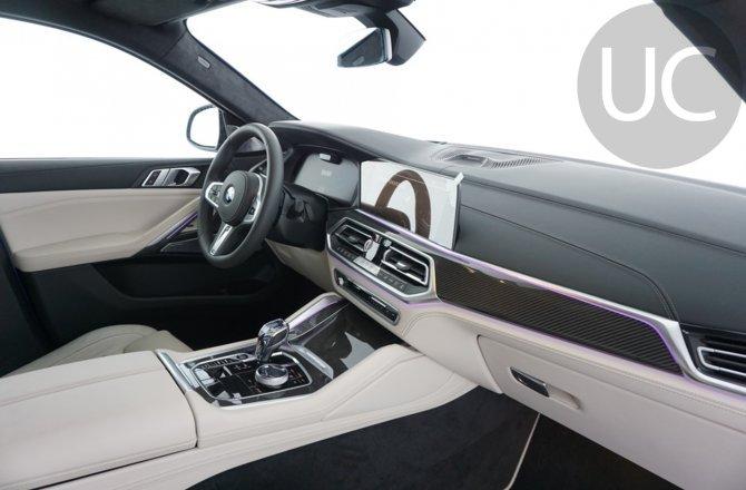 купить б/у автомобиль BMW X6 2019 года