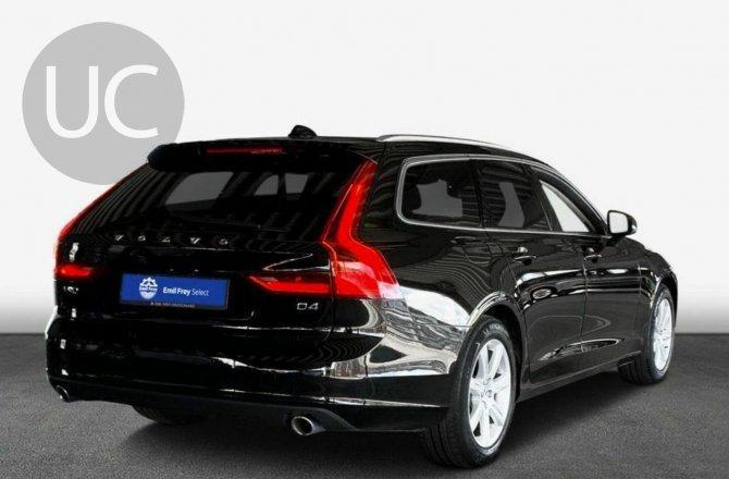 объявление о продаже Volvo V90 2018 года