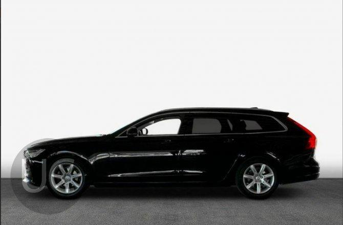 купить Volvo V90 с пробегом, 2018 года