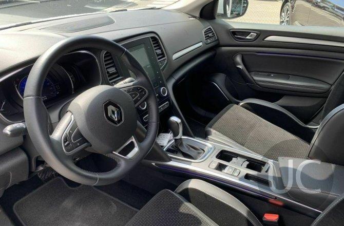 купить Renault Megane с пробегом, 2018 года