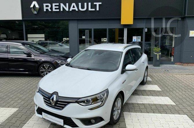 подержанный авто Renault Megane 2018 года