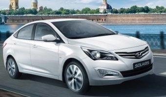 Долгожданная премьера этого лета – новый Hyundai Solaris представили в Авилоне
