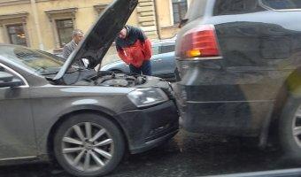 ДТП на Гагаринской улице - бюджетный