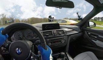 Фанаты драйва снимают автомобильное кино камерой GoPro