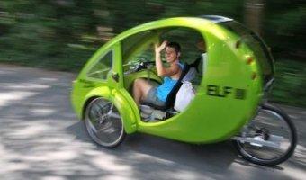 Идеальные автомобили в идеальном мире, скорее всего, будут именно такими!