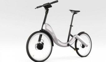 Складные электровелосипеды, как конкуренты мотоциклам для городской езды?