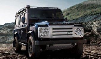 АРТЕКС представляет эксклюзивную серию Land Rover Defender – «Русские витязи»