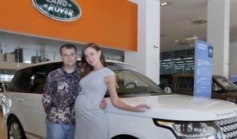 Летний уикенд в компании Jaguar и Land Rover в Авто АЛЕА