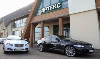 АРТЕКС представляет эксклюзивную версию спортивного седана Jaguar XF R-Sport Carbon Edition