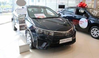 В Toyota в Тойота Центре Пулково и Тойота Центре Пискаревский прошли Недели солнечного драйва Toyota
