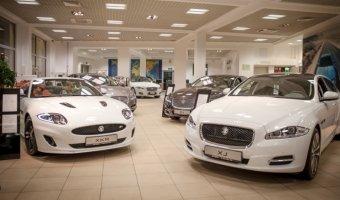 Роскошные Jaguar XF Business Edition на специальных условиях в АРТЕКС