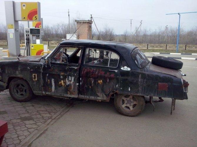 ГАЗ Волга - тюнинг