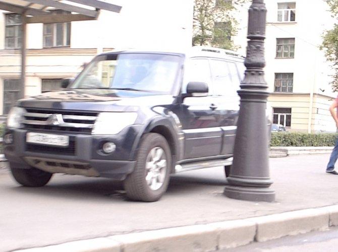 ДТП на Каменноостровском
