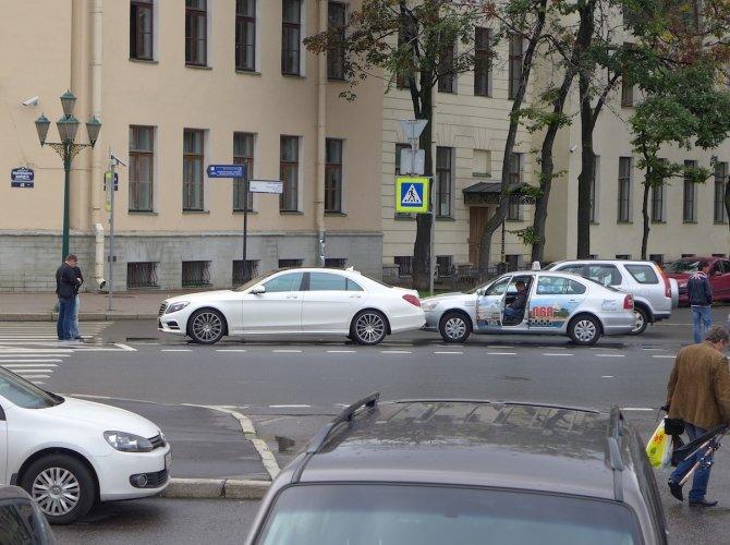 ДТП на набережной лейтнанта Шмидта