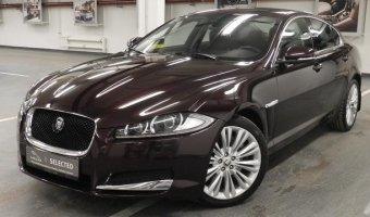 Особая коллекция Jaguar XF в АРТЕКС: автомобили мечты