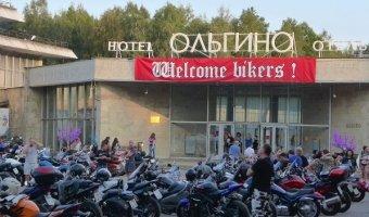 В Ольгино прошел традиционный августовский байк-рок фестиваль