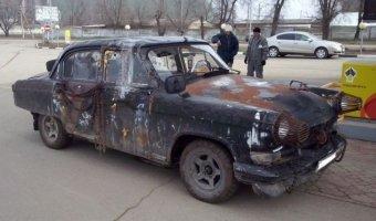 Внешний тюнинг ГАЗ Волга