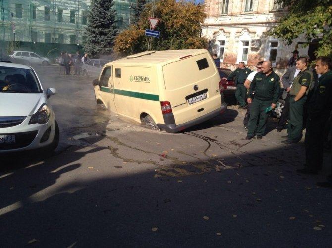 ДТП в Ульяновске
