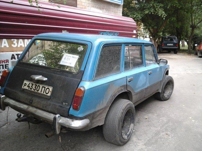 Тюнинг ВАЗ