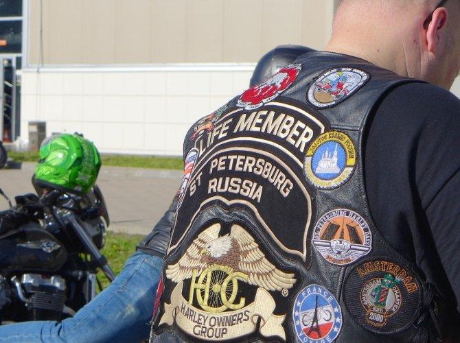 Тест драйв Harley Davidson