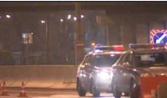 В Москве в ДТП едва не погиб водитель легкового автомобиля
