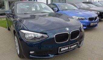Трудно поверить, но хэтчбэк BMW 1-Series отмечает 10 лет!