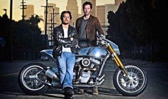 Новая модель мотоцикла от главного героя