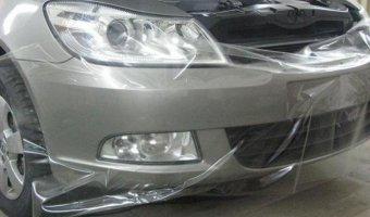Многоцелевая защита кузова автомобиля -   антигравийная пленка