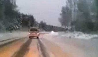 Автолюбитель, попавший в массовое  ДТП на трассе Кострома – Иваново, в суде доказал вину дорожников в аварии