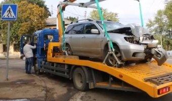 Три человека пострадали в ДТП при попытке водителем избежать лобового столкновения