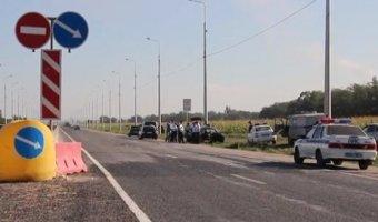 Молодой человек погиб в ДТП на выезде из города Усть-Джегута