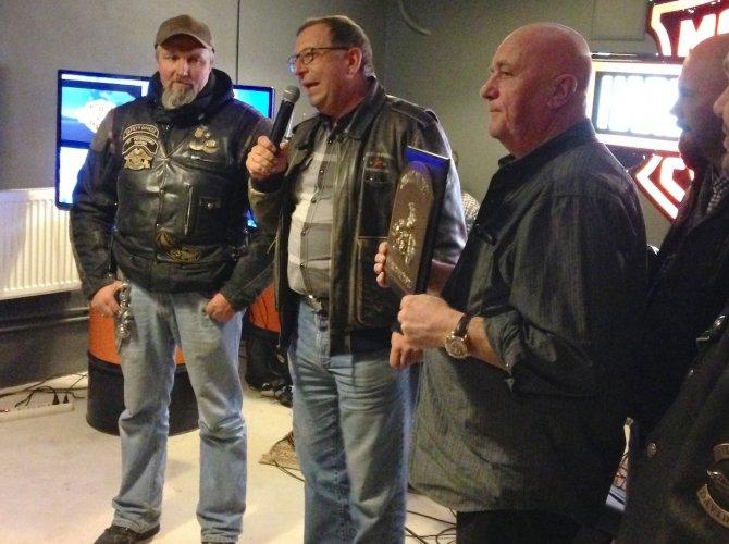 Закрытие мото-сезона Harley Davidson 2014