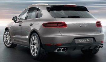 Porsche Macan Diesel будет продаваться в США уже в следующем году