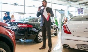 18 октября 2014 года состоялось официальное закрытие летнего сезона Jaguar Club Russia при генеральной поддержке РОЛЬФ Jaguar Land Rover