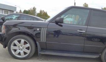 Угнанный у Жанны Фриске внедорожник Range Rover актрисе вернули