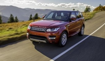 15 лучших предложений на Range Rover Sport