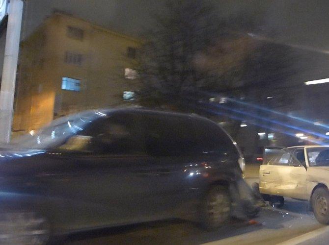 ДТП на проспекте Стачек