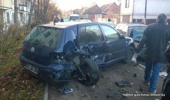 Страшное ДТП в Белоруссии с участием суицидального водителя