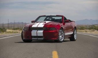 Лос-Анджелеский автосалон: Ford представляет новую разработку Mustang
