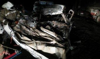 В ДТП в Курской области погибли 6 человек