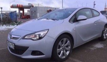 Видео-обзор автомобиля Opel Astra J GTC 2012